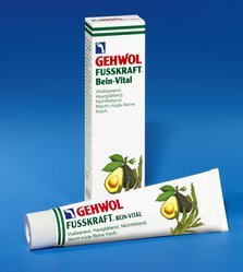 GEHWOL FUSSKRAFT Bein-Vital 125 ml.