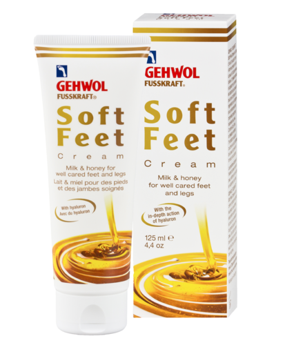 Gehwol Fusskraft Soft Feet 125 ml