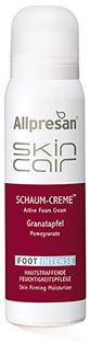 Allpresan Skincair Foot Intense Granatapfel 100ml.