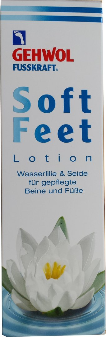 Gehwol Fusskraft Soft Feet Lotion 125 ml