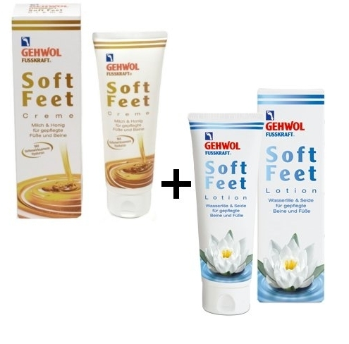 Gehwol Fusskraft Soft Feet Bundle